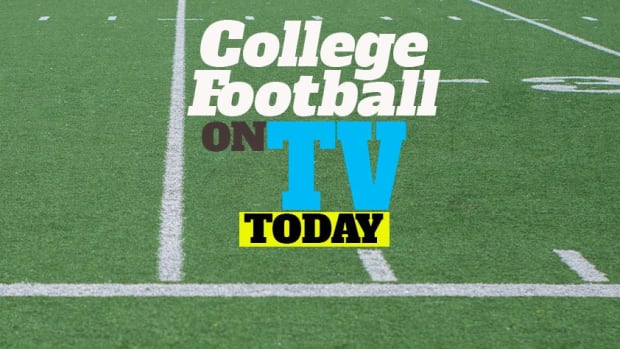 College Football Games on TV Today (Saturday, Dec. 12)