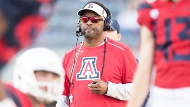 Kevin Sumlin, Arizona Wildcats Football