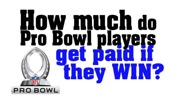 How Much Do Pro Bowl Players Get Paid If They Win?