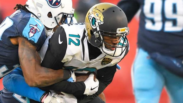 DraftKings and FanDuel Best Lineups for Week 15 NFL Daily Fantasy Football: Dede Westbrook