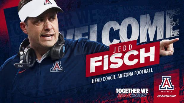 Jedd Fisch, Arizona Wildcats Football