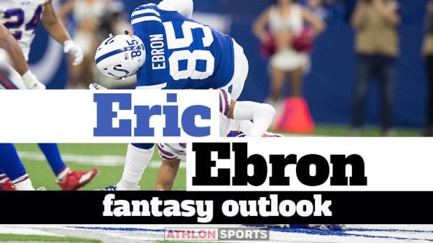 Eric Ebron: Fantasy Outlook 2019