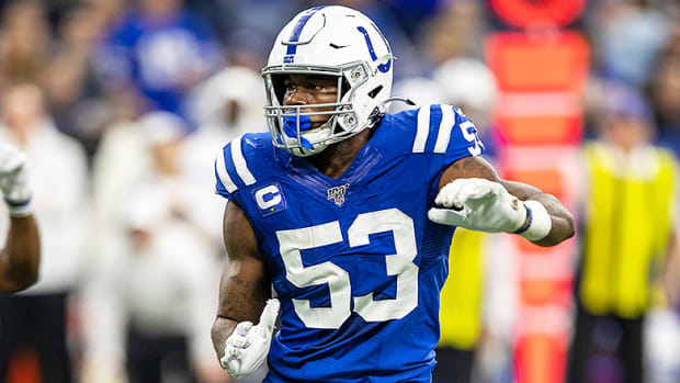 Indianapolis Colts Depth Chart