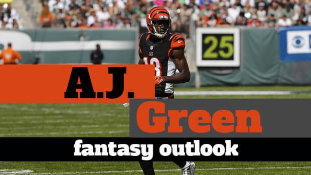 A.J. Green: Fantasy Outlook 2019