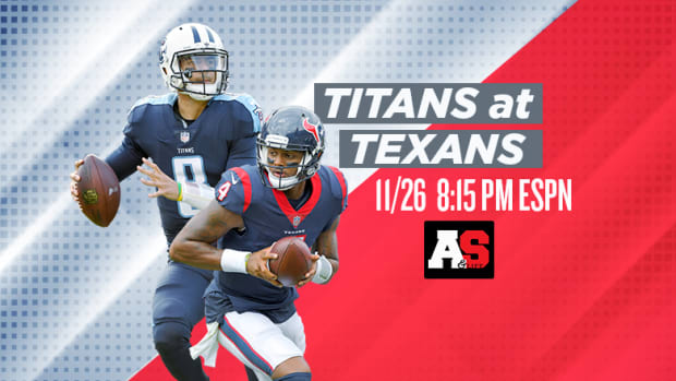 Monday Night Football: Tennessee Titans vs. Houston Texans Prediction and Preview