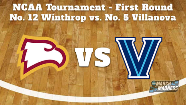 Winthrop Eagles vs. Villanova Wildcats Prediction: NCAA Tournament First Round Preview