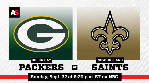 Sunday Night Football: Green Bay Packers vs. New Orleans Saints Prediction and Preview
