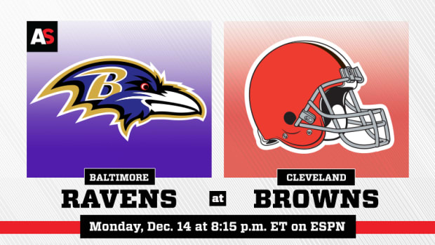 Monday Night Football: Baltimore Ravens vs. Cleveland Browns Prediction and Preview