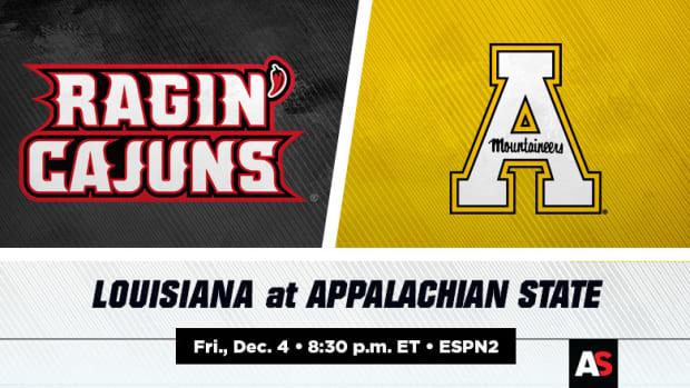 Louisiana vs. Appalachian State Football Prediction and Preview