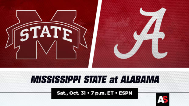 Mississippi State vs. Alabama Football Prediction and Preview