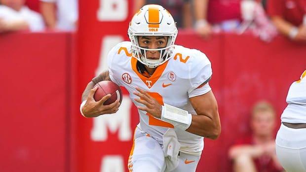 Tennessee Football: Jarrett Guarantano