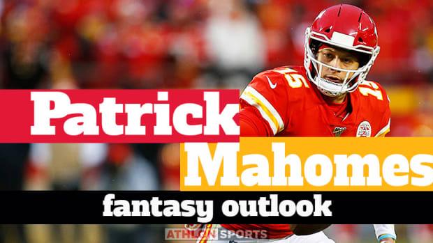 Patrick Mahomes: Fantasy Outlook 2020