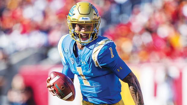 Dorian Thompson-Robinson, UCLA Bruins Football