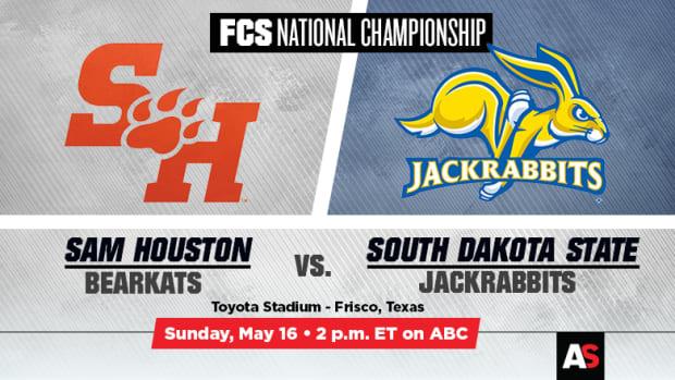 FCS Championship Game Prediction and Preview: Sam Houston vs. South Dakota State