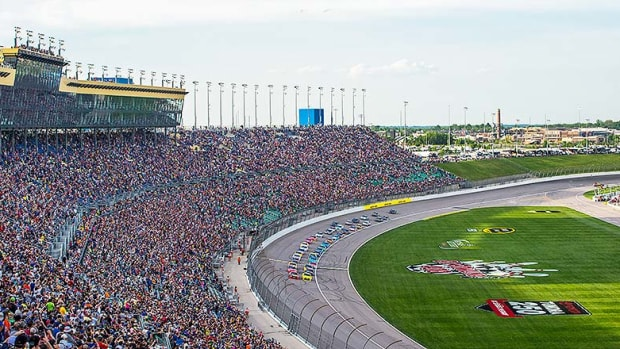 NASCAR Fantasy Picks: Best Kansas Speedway Drivers for DFS
