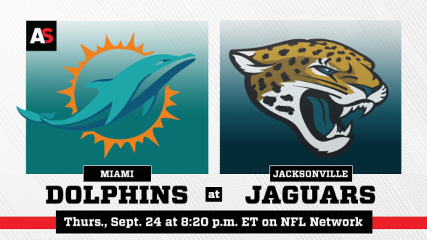 Thursday Night Football: Miami Dolphins vs. Jacksonville Jaguars Prediction and Preview