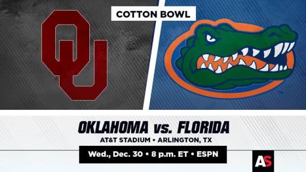 Cotton Bowl Prediction and Preview: Florida vs. Oklahoma