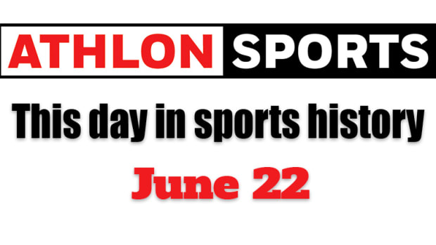 This Day in Sports History: June 22
