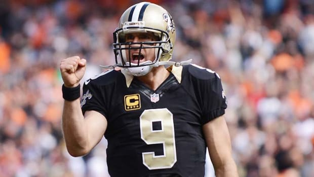 Drew Brees: 10 Greatest Moments of His Football Career