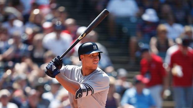 New York Yankees: Aaron Judge
