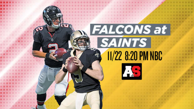 Thanksgiving Day: Atlanta Falcons vs. New Orleans Saints Prediction and Preview