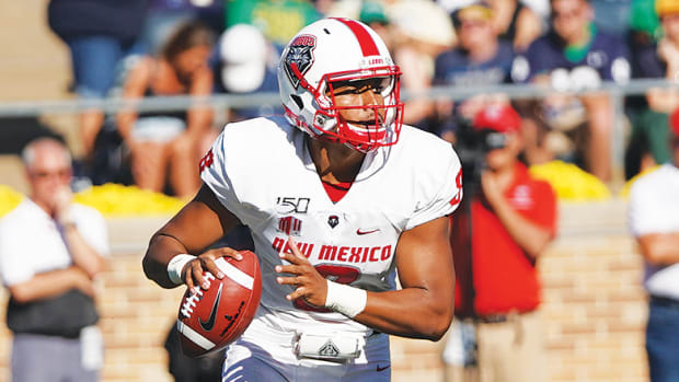 New Mexico vs. Air Force (AFA) Football Prediction and Preview