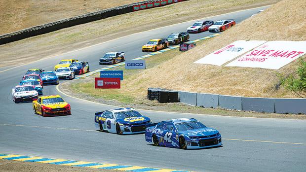 NASCAR Fantasy Picks: Best Sonoma Raceway Drivers for DraftKings