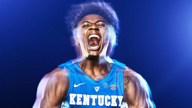 Kentucky Basketball: Ashton Hagans