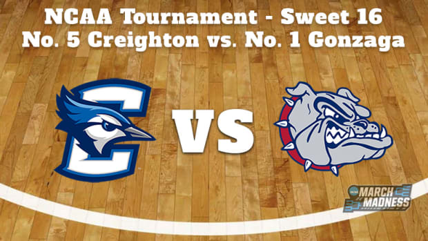 Creighton Bluejays vs. Gonzaga Bulldogs Prediction: NCAA Tournament Sweet 16 Preview
