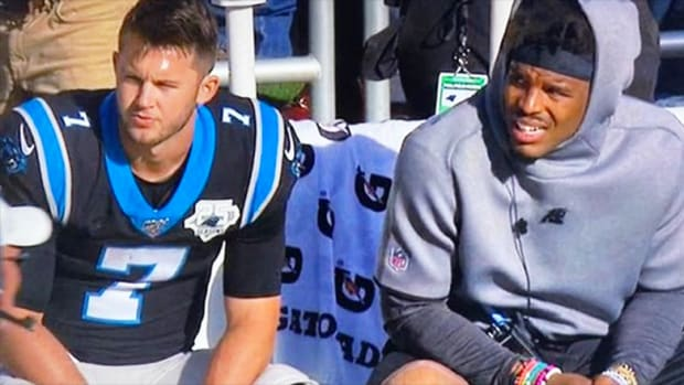 What Should the Carolina Panthers do with Cam Newton and Kyle Allen?