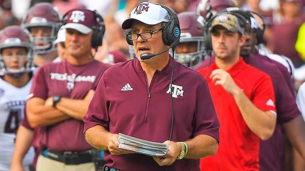 Jimbo Fisher, Texas A&M Aggies Football