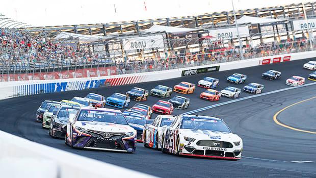 NASCAR Fantasy Picks: Best Charlotte Motor Speedway Drivers for DraftKings