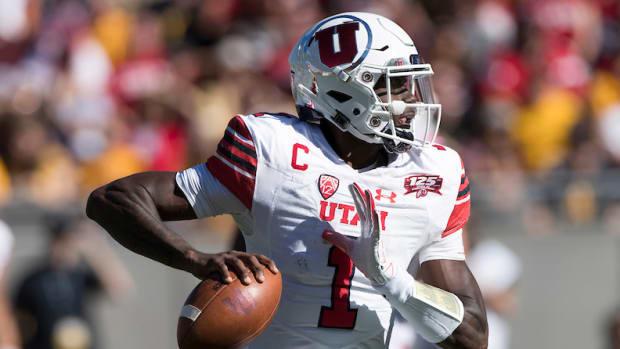 Utah Football: Tyler Huntley
