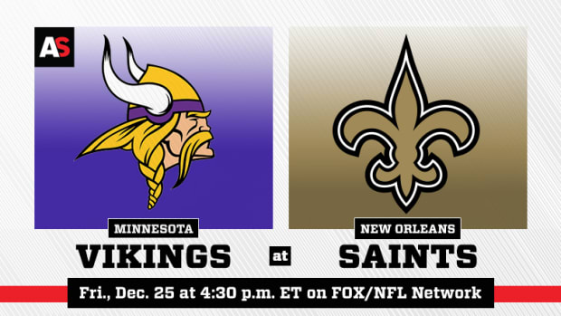 Minnesota Vikings vs. New Orleans Saints Prediction and Preview