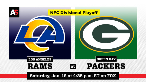 NFC Divisional Playoff Prediction and Preview: Los Angeles Rams vs. Green Bay Packers