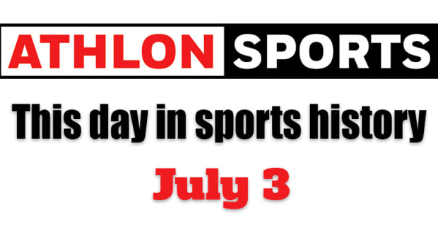This Day in Sports History: July 3