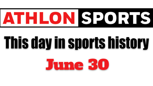 This Day in Sports History: June 30