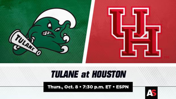 Tulane vs. Houston (UH) Football Prediction and Preview