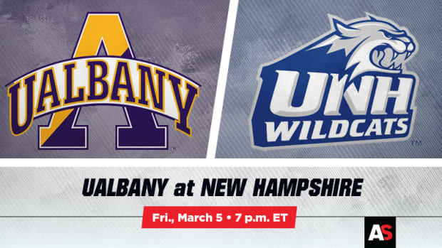 UAlbany vs. New Hampshire (UNH) Football Prediction and Preview