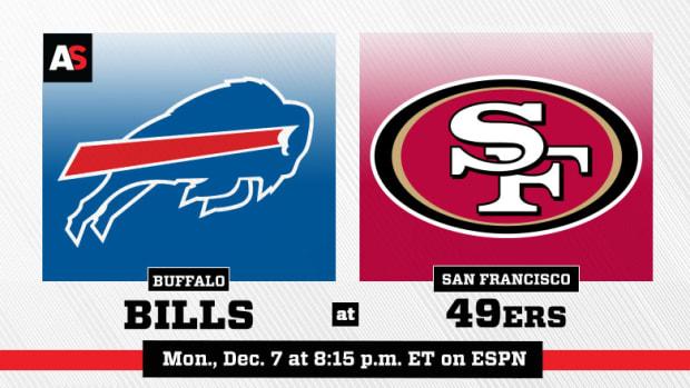 Monday Night Football: Buffalo Bills vs. San Francisco 49ers Prediction and Preview