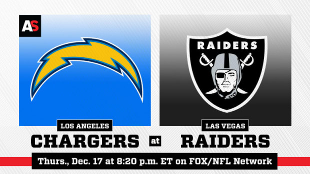 Thursday Night Football: Los Angeles Chargers vs. Las Vegas Raiders Prediction and Preview