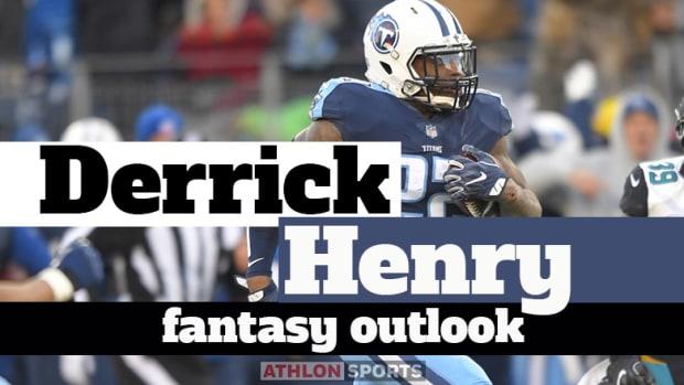 Derrick Henry: Fantasy Outlook 2019