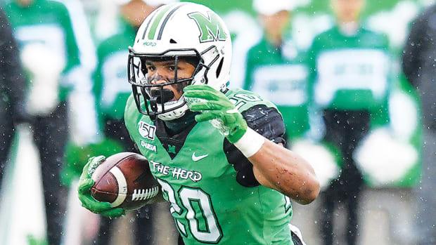 Eastern Kentucky vs. Marshall Football Prediction and Preview