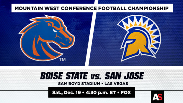 Mountain West Championship Prediction and Preview: Boise State vs. San Jose State