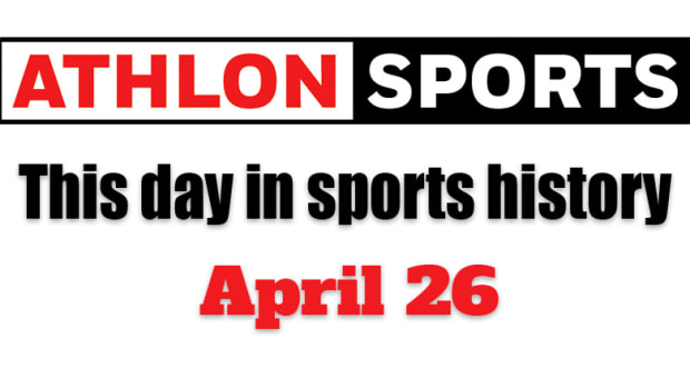 This Day in Sports History: April 26