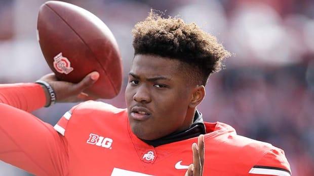 Three-Round 2019 NFL Mock Draft: Dwayne Haskins