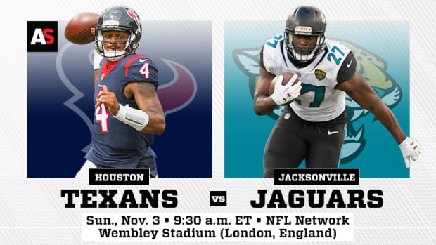NFL London Games: Houston Texans vs. Jacksonville Jaguars Prediction and Preview