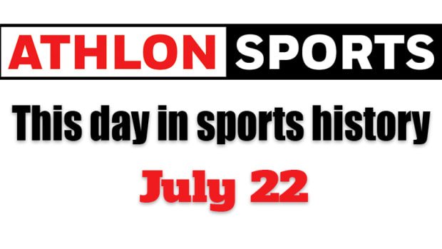 This Day in Sports History: July 22