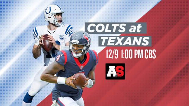 Indianapolis Colts vs. Houston Texans Prediction and Preview