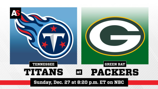 Sunday Night Football: Tennessee Titans vs. Green Bay Packers Prediction and Preview